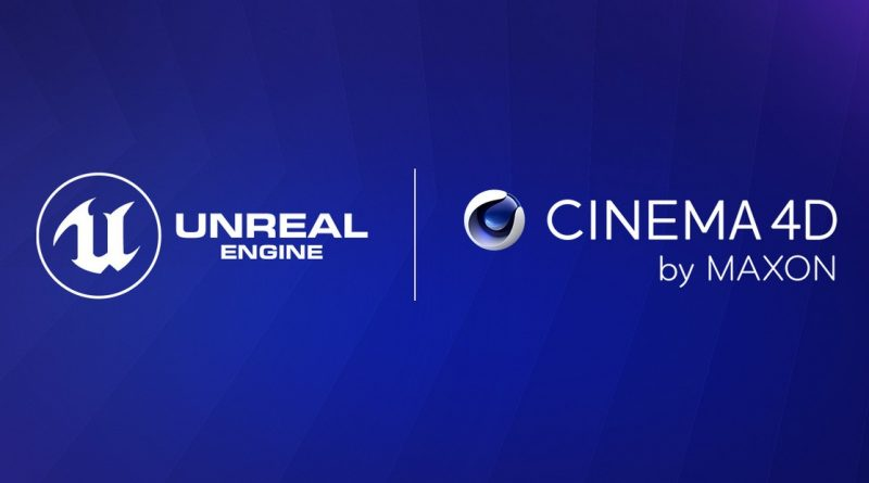 cinema 4D unreal engine